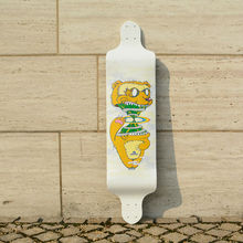 KOSTON pro drop longboard decks with 9ply canadian maple laminated 40 5 inch 9 5 inch