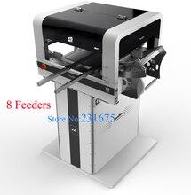 SMT SMD LED Выбрать и Место Машина/Автоматический Монтажник Выбор и Место Машина/Pick Место NeoDen4 (Оборудованная с бесплатным Рабочий стол)