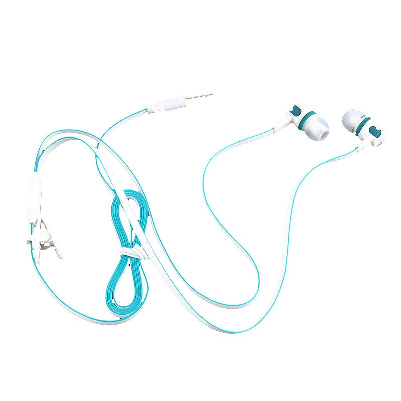 Langsdom 3.5mm Stereo Bass In-Ear Earphone Headset Headphone With Mic For iPhone Samsung