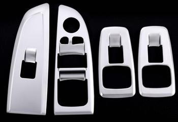 16-2018 для BMW 7 серия украшение интерьера аксессуар для модификации 730li740li стеклянная оконная Кнопка украшение рамка Защита
