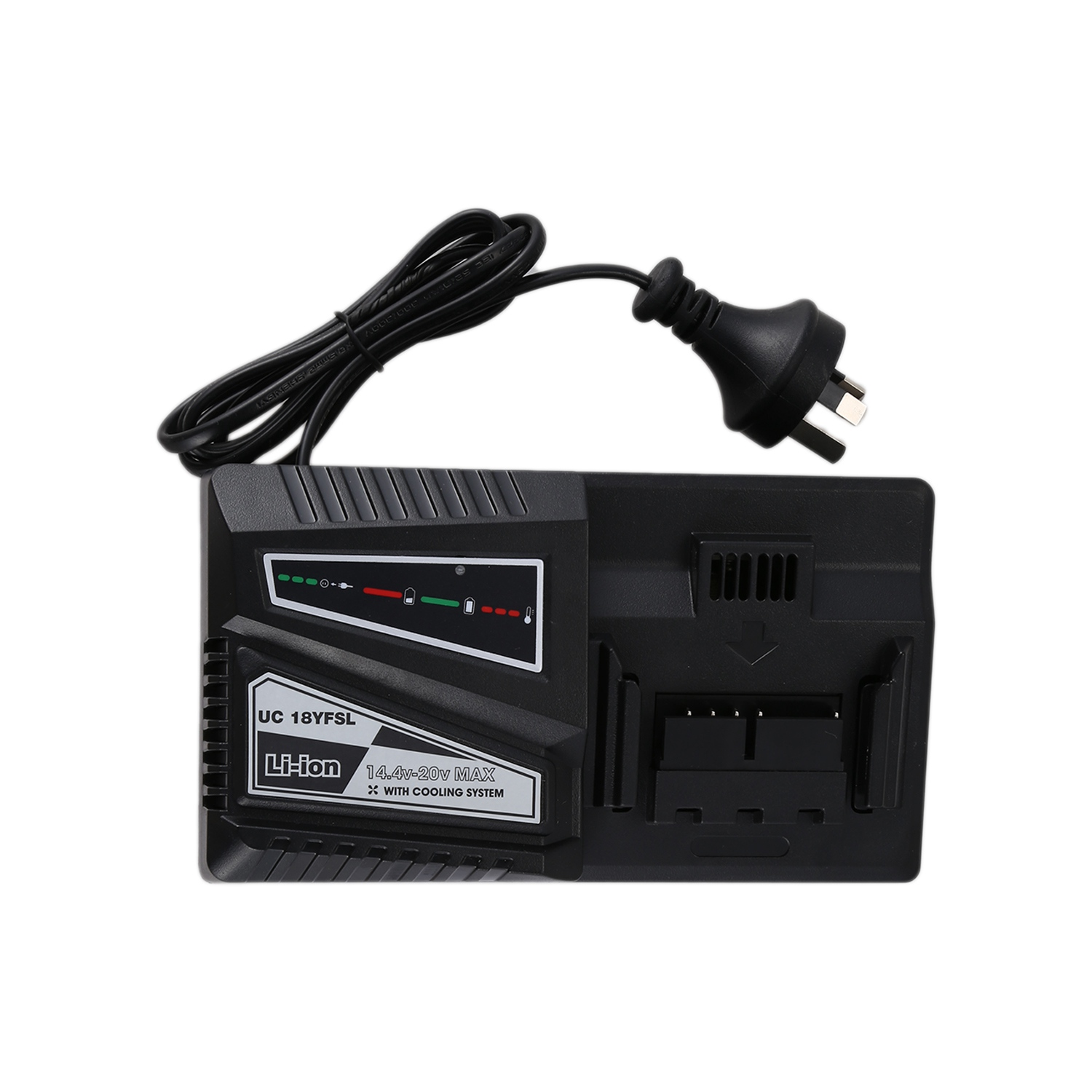New replacement Hitachi fast charger 14.4/18V compatible current 4.5A Lithium Battery Charger For Uc18Yfsl Bsl1415