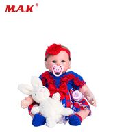 New Arrival Baby Girl Reborn Dolls Kids Toy Soft Silicone Vinyl 18'' 48 cm Real Life Bebe Reborn Alive Doll Collection Hot Toys