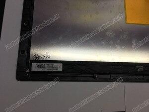 """Image 2 - Z ramką wyświetlacz lcd do Lenovo Miix 520 12Ikb miix 520 12 series 12.2 """"ekran dotykowy Lcd 2 w 1 ekran lcd do notebooka"""