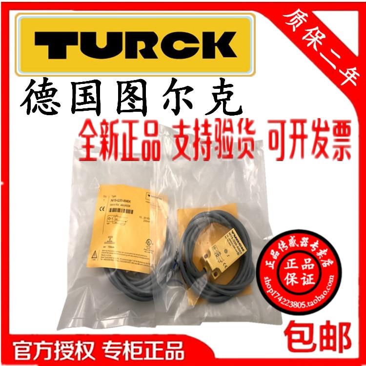 New in box Turck Ni10-Q25-AN6X