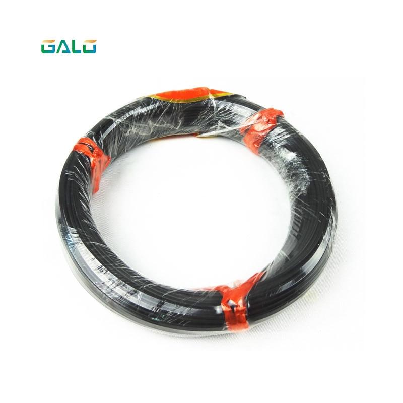 50m 0.75mm Loop Detector Coil Loop Cable Loop Wire For Vehicle Loop Detector