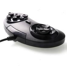 for SEGA Genesis/MD2 Y1301 USB Gamepad Game Controller 6 Buttons SEGA USB Gaming