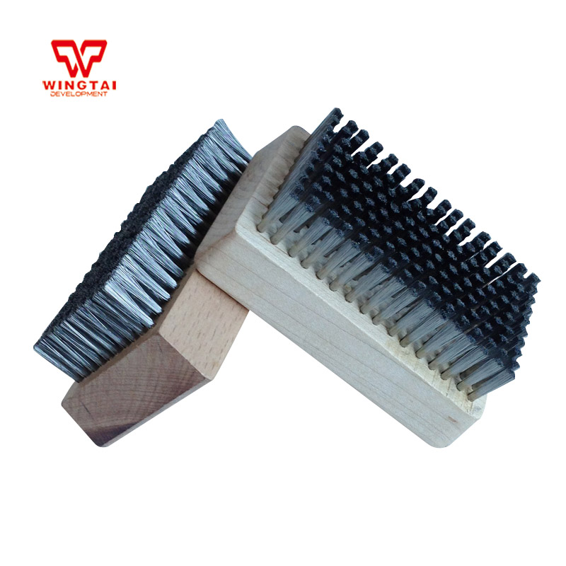 0.127mm standard stainless steel wire brush / metal wire brush For Metal Anilox Roller