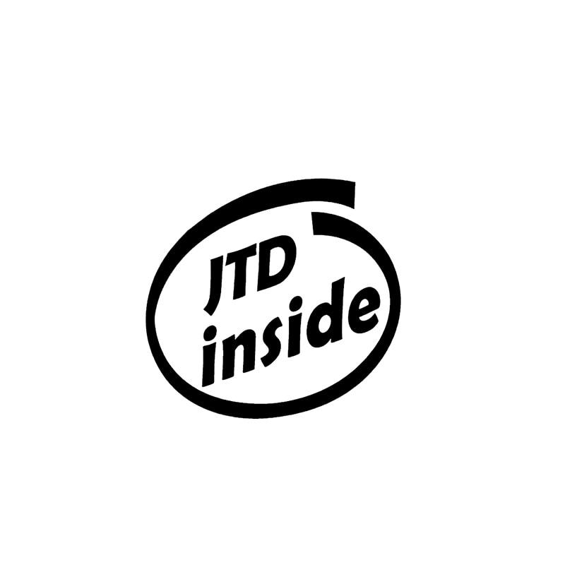 Jtd Inside Stickers.for Fiat 500,punto,bravo Jtd-in Car