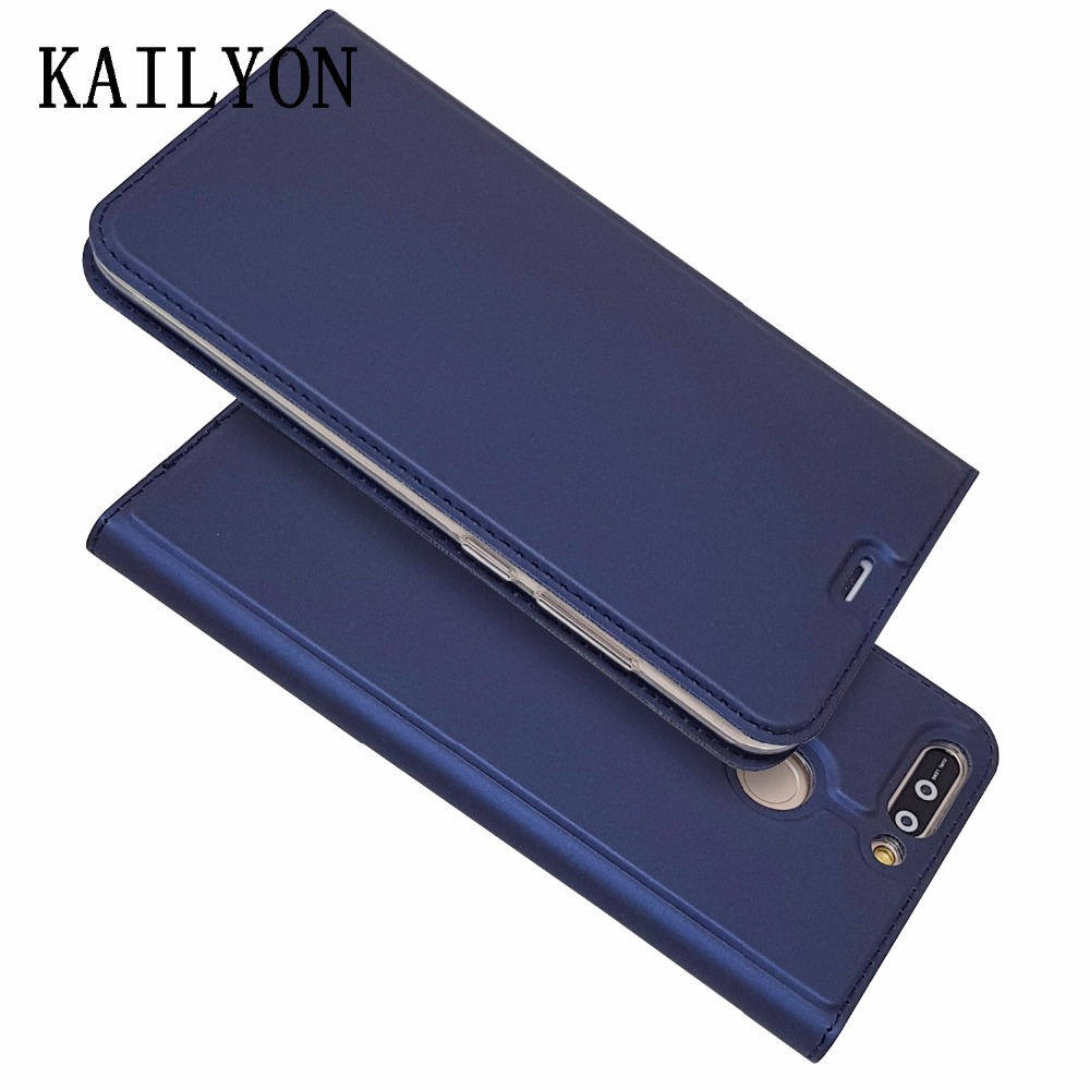 KAILYON <font><b>Oneplus</b></font> <font><b>5</b></font> Case Luxury Flip Leather Case for <font><b>Oneplus</b></font> 5T Shockproof Book Wallet Cover for One plus <font><b>5</b></font> <font><b>A5000</b></font> Oneplus5 Coque image