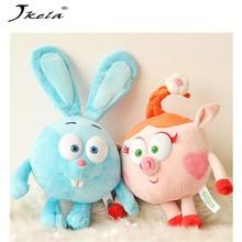 [Hot] Russian Smeshariki Cartoon Dolls Stuffed Animals 30 cm Plush Toys Toy for children Kids Gifts 10 styles