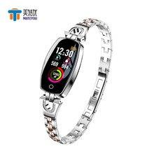 MS MATEYOU smart wristband sports waterproof watch digital bluetooth heart rate blood pressure sleep monitoring