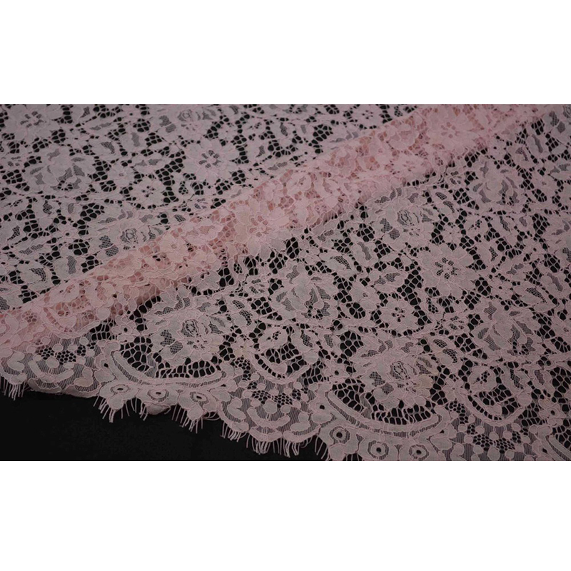 Image 5 - Free shipping ! Openwork eyelash lace wedding dress fabric curtain background lace fabric wide 150cm  ZZ086-in Lace from Home & Garden on AliExpress