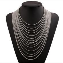Свитер с длинной цепочкой nekalce модное многослойное ожерелье