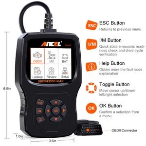 Image 5 - Ancel EU510 OBD2 スキャナコードリーダー自動バッテリーテスター自動診断 obd 2 自動車スキャナー車診断ツール pk ELM327