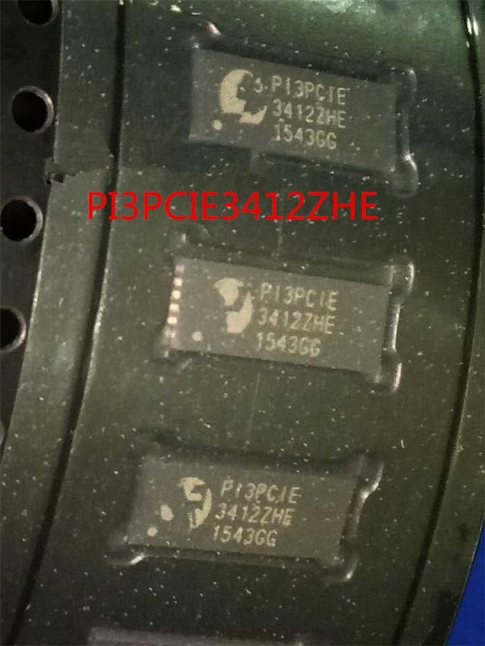 New  PI3PCIE3412ZHE   PI3PCIE3412