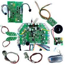 """Rc Hoverboard Elektroroller Mainboard W/Gyroscope Bluetooth Lautsprecher für 6,5 8 10 """"2 Rädern Selbstabgleich Skateboard"""