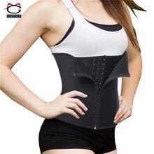 Gotoly Латекс Талии Тренажер для женщин формирователь тела для похудения моделирование ремень Корректирующее белье Лидер продаж тонкий боди для вес после родов потери