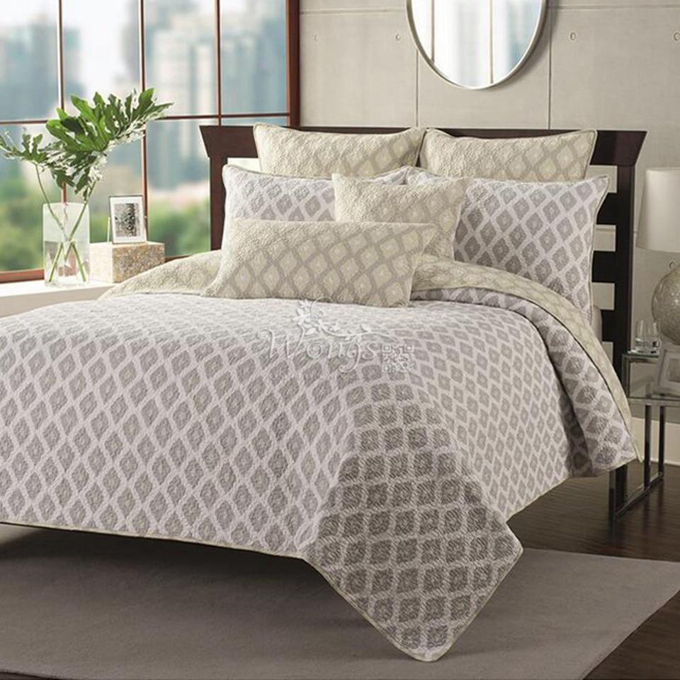 online buy wholesale queen comforters from china queen comforters  - new   cotton quilted coverlet set queen comforter bedding set bedpatchwork quilt bedspreads