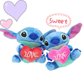 Hot 15cm Stitch Plush Toys Kawaii Plush Stitch Soft Stuffed Animals Doll Stich Plush Kids Toys Birthday Valentine's Day Gift