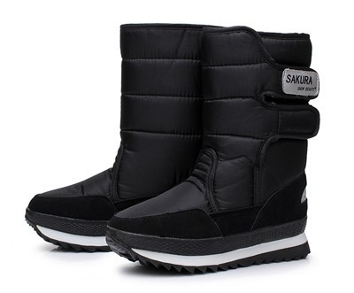 2014-new-Boots-high-leg-boots-platform-women-snow-shoes-waterproof-boots-snow-boots-Hot-sale