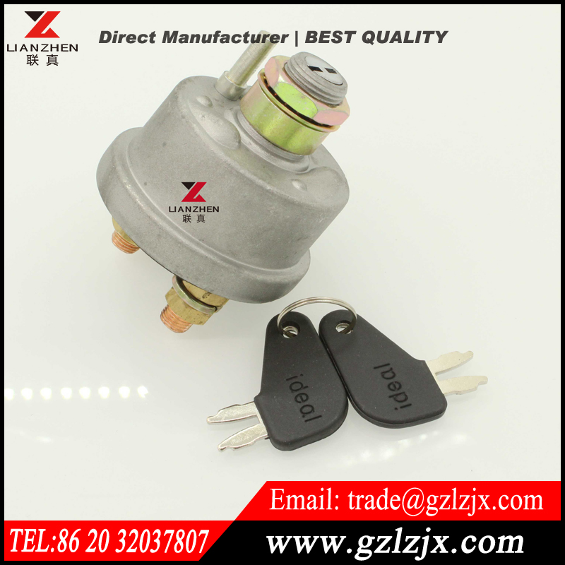 ФОТО Excavator digger engine fire up Ignition switch for CAT excavator