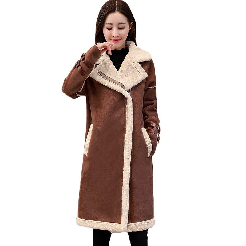 41071e399f4f6 Winter-Jacket-Coat-Female-Thicken-Suede-Coat -Loose-Large-Size-Medium-Long-Outerwear-Lamb-Fur-Warm.jpg