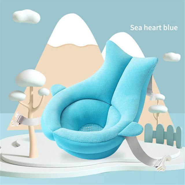 Cojín de baño para bebés – modelo animalitos