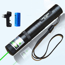 Outdoor Powerful Laser Sight Hunting Green Dot tactical 532nm Lazer 851 Lasers Pointer Teaching tool education