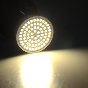 Image 4 - 10X GU10 LED Spot Light 4W 6W 8W Full Power 36Leds 54Leds 72Led Lamp For Kitchen Hotel Art Lighting Lampada Led AC220V 230V 240V