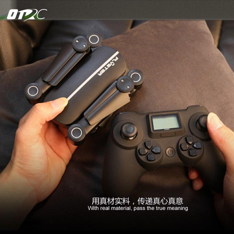 Otrc мини Drone x8 Hunter Радиоуправляемый Дрон 2.4 ГГц 4 оси Вертолет игрушки складной Дрон с камерой HD Quadcopter Дрон радиоуправляемый Дрон x8tw