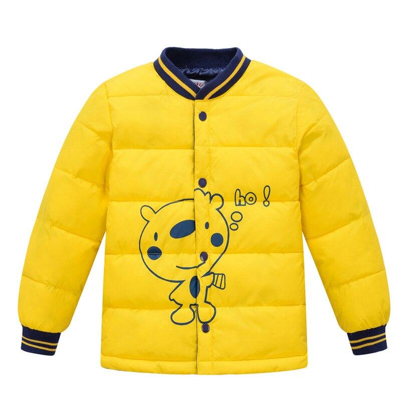 Biniduceton hiver chaud manteau pour bébé fille garçons enfants vêtements veste ensemble enfants Carton plume coton manteau + pantalon enfant vêtements