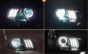 Image 5 - car bumper headlamp Cherokee headlight 2016~2017y LED DRL car accessories HID xenon Cherokee daytime light fog