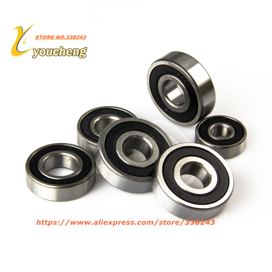 139QMB Gear Box Bearing Full set GY6 50cc Gearcase Repair Scooter Engine Spare Parts Moped Wholesale