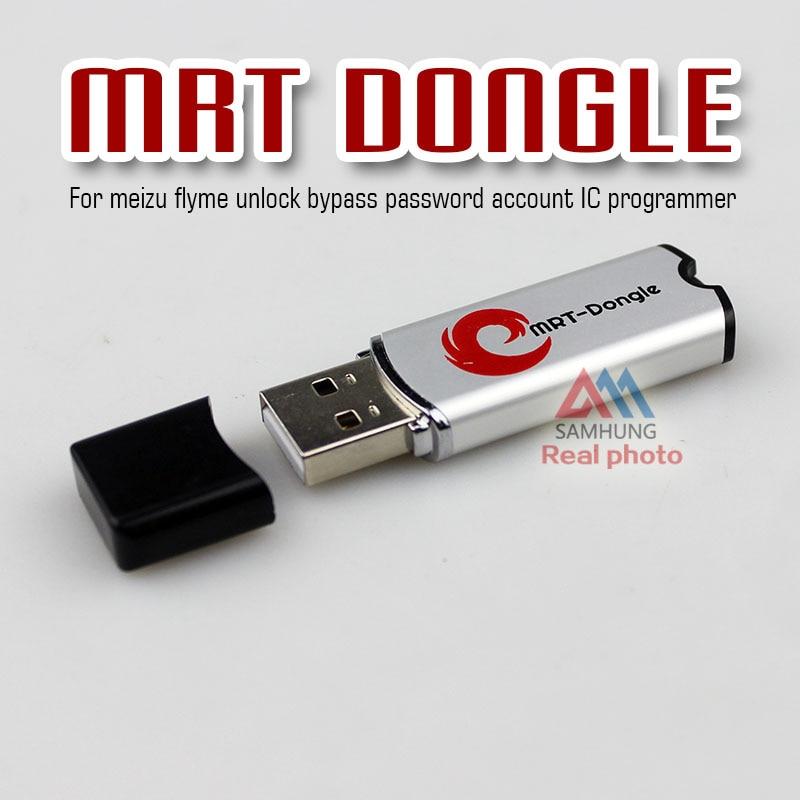 Software Mrt Dongle For meizu flyme mx4 pro mx5 m2 note meta m1 note unlock bypass password account IC programmer meizu unlock