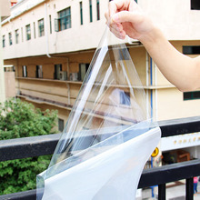 Película protectora transparente para pegatina de coche 50x200CM con 3 capas PPF, protección de pintura de coche, película protectora para coche, accesorios para envolver