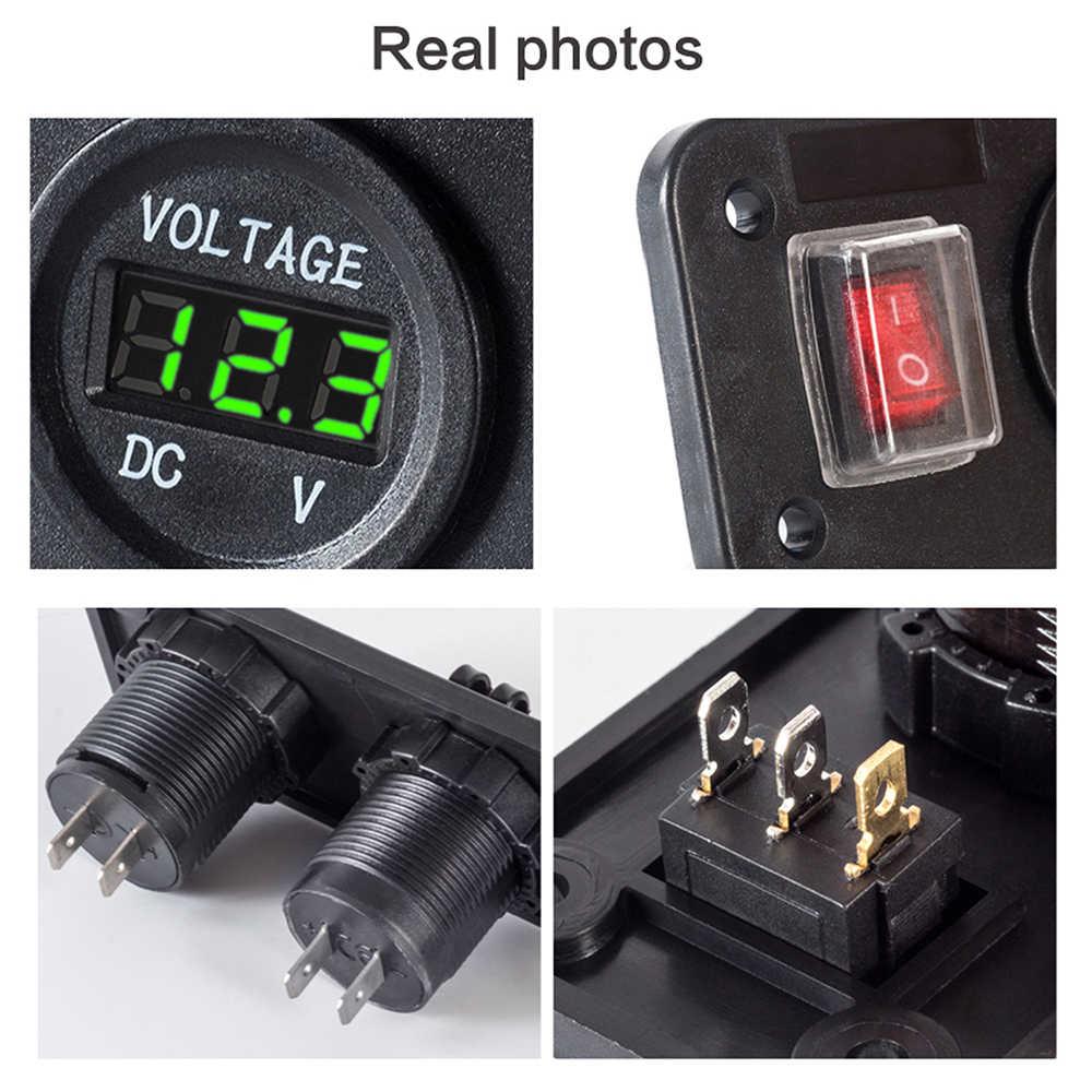 Авто двойной 2 USB автомобильный прикуриватель Разветвитель 12 в зарядное устройство Зарядка двойные автомобильные аксессуары USB зарядное устройство прикуриватель