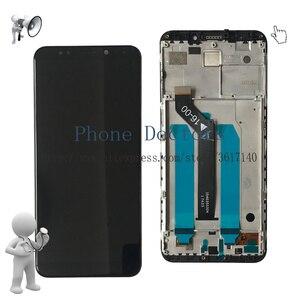 Image 4 - Pantalla LCD completa de 5,99 pulgadas para Xiaomi Redmi 5 Plus montaje de digitalizador con pantalla táctil y cubierta de marco para Redmi 5 Plus MEG7
