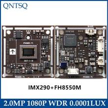 "1080 P SONY 1/1/2 8 ""IMX290/IMX327 + FH8550M CMOS KURULU 2MP 4in1 WDR StarlightCoaxial yüksek çözünürlüklü, CCTV AHD, CVI, TVI, Analog KAMERA"