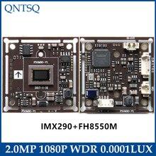 """1080P SONY 1/2. 8 """"IMX290/IMX327 + FH8550M CMOS 2MP 4in1 WDR StarlightCoaxial o wysokiej rozdzielczości, CCTV AHD, CVI, TVI, kamera analogowa"""