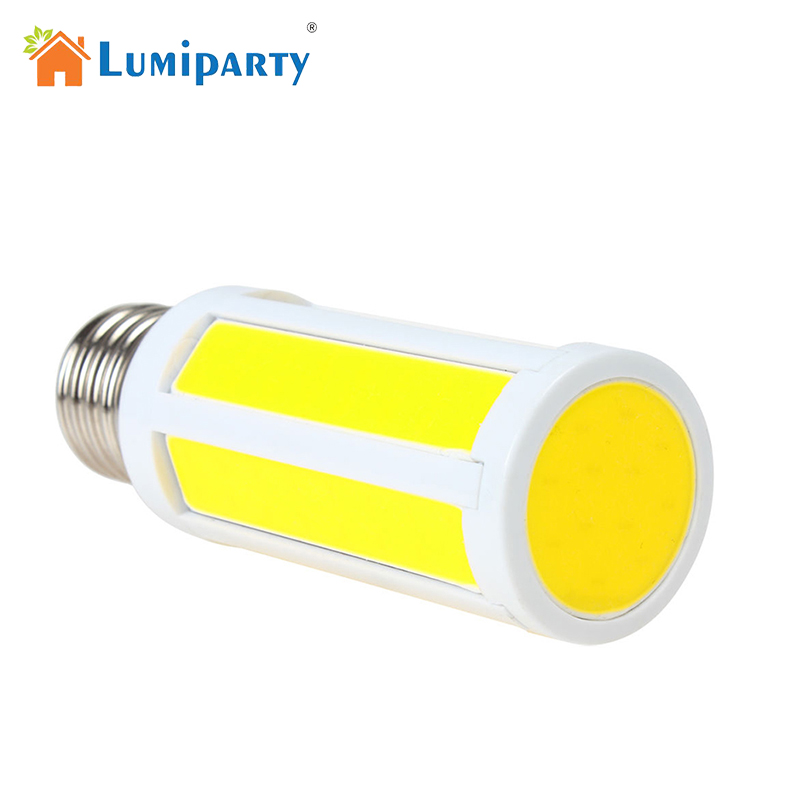 LumiParty E27 Ultra Bright LED Lamp COB Corn Light Bulb White/Warm White Energy Saving Lamps for Home Lighting e27 15w trap lamp uv spiral energy saving lamps purple white