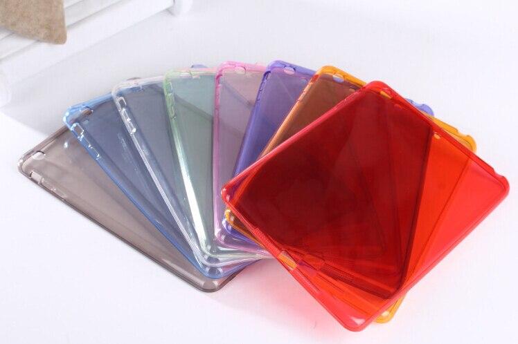 Vruća prodaja ultra tanki prozirni pametni mekani TPU gumena - Dodaci za tablet
