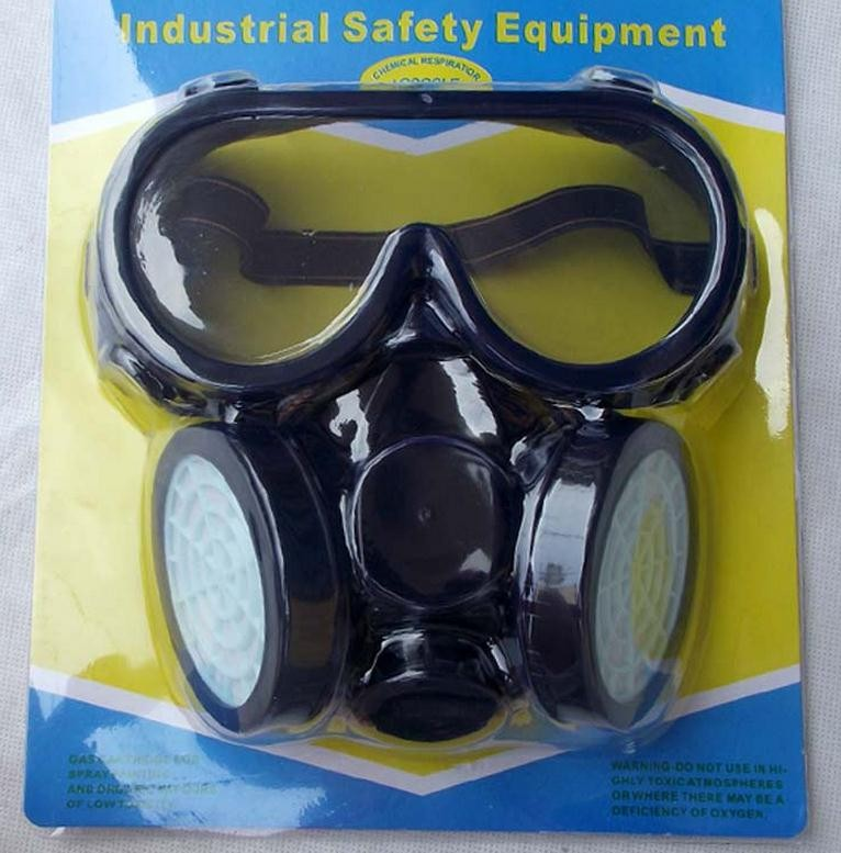 Dust Masks Suits, Breathing Dust Shields, Working Masks .Industrial Dust Protection.