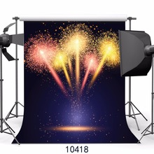 SHENGYONGBAO Art Cloth Custom Photography Backdrops Prop New Year Theme Background 10418