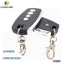 цена на 2pcs/lots Rolling code HCS301 DC12V 433.92mhz Remote Control Electric Door Lock