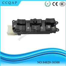 High quality 84820-30300 Power Window Master Switch For Toyota Corona Carina 4AF 3SF Crown 5M 2JZGE
