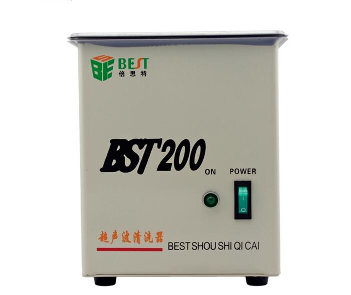 BST 200 China Supplier Stainless steel ultrasonic cleaner homemade
