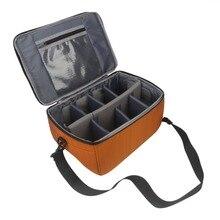 Водонепроницаемый противоударный DSLR камеры вставить разделов внутренняя сумка чехол хлопка-ватник вставить обложка защитный чехол мешок для пушки / Nikon / Sony