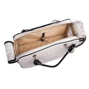 Image 5 - Marka yeni taşınabilir açık kedi köpek taşıma çantası seyahat taşıma çantası Pet Chihuahua Teddy taşıma çantası çanta