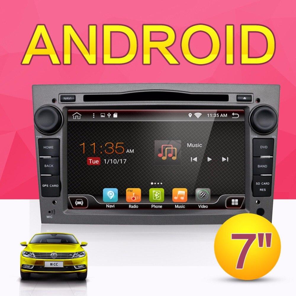 Boison 4 ядра Android 7,1 2 din dvd стерео для Vauxhall Opel Astra H G Vectra Антара Zafira Corsa gps navi Радио 2 г