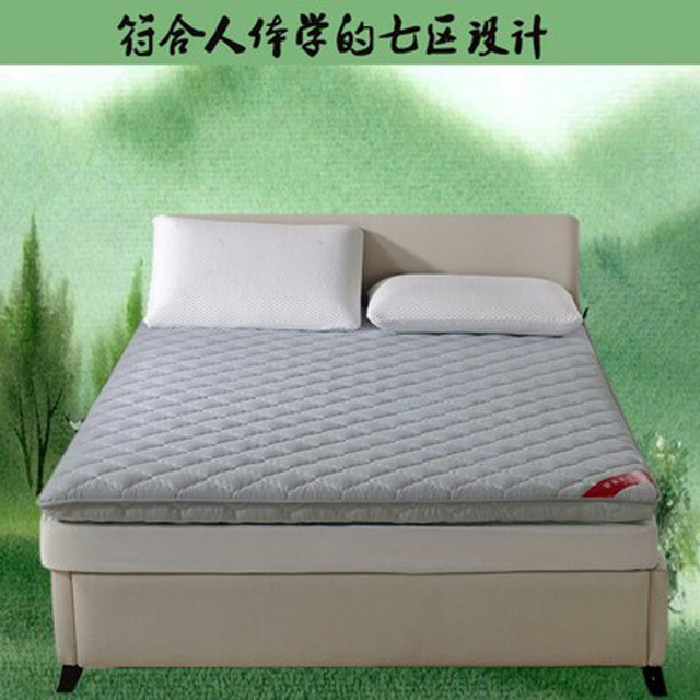 Thick Warm Foldable Single Or Double Student Mattress Fashion NEW Topper  Quilted Bed